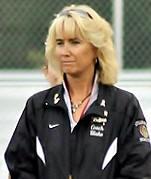Coach Jackie Blake