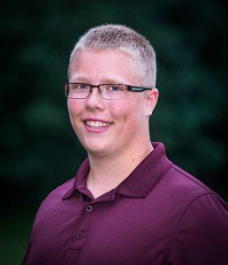 Headshot of Stillwater student Nick Goman