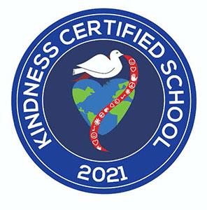 Kindness-Certified School badge